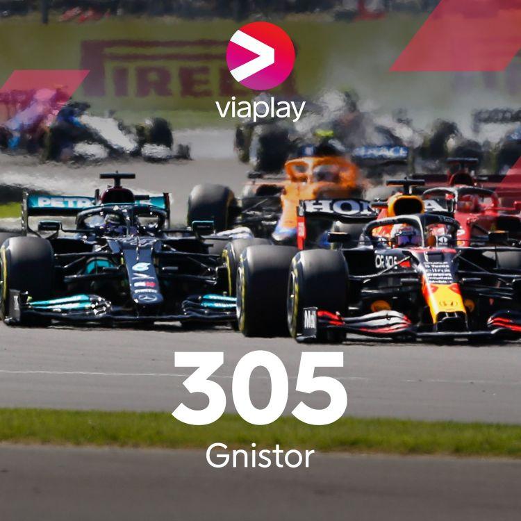 cover art for 305. Gnistor