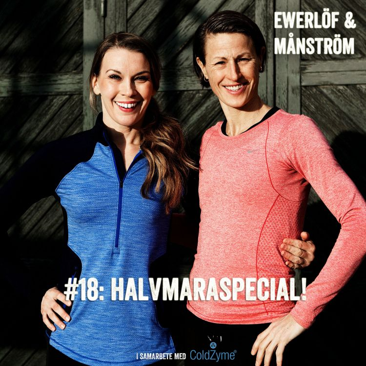 cover art for #18: Halvmaraspecial!