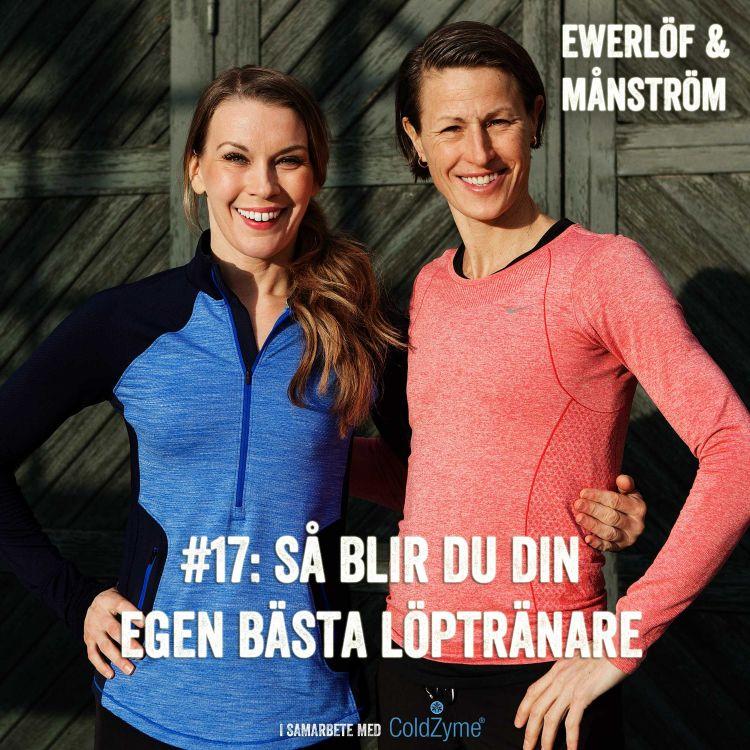 cover art for #17: Så blir du din egen bästa löptränare