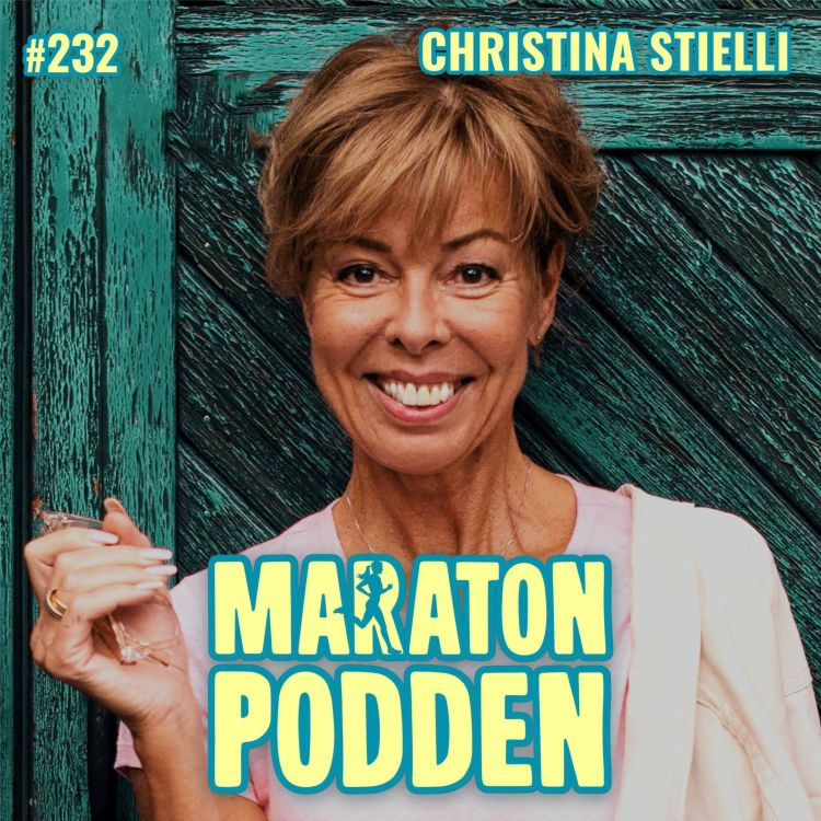 cover art for #232: Christina Stielli, en cocktaillöpares bekännelser