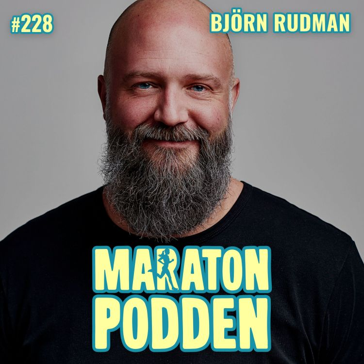 cover art for #228: Björn Rudman, första hjälpen mot jämförelsesjuka