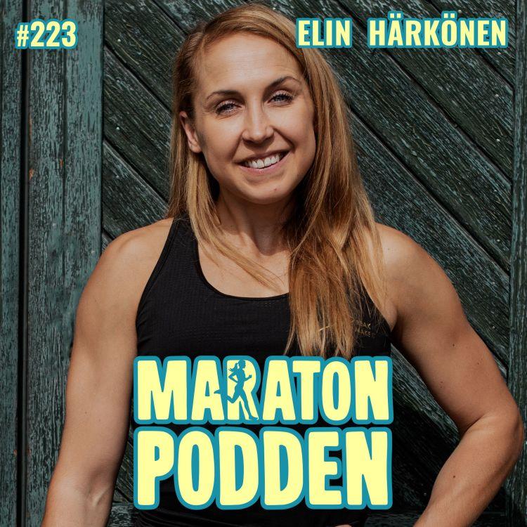 cover art for #223: Elin Härkönen, tjejen med svart bälte i att aldrig ge upp