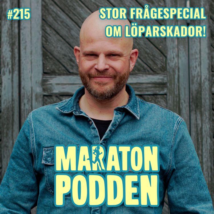 cover art for #215: Hejdå hälsporre! med stjärnkiropraktorn Ruud Alsemgeest