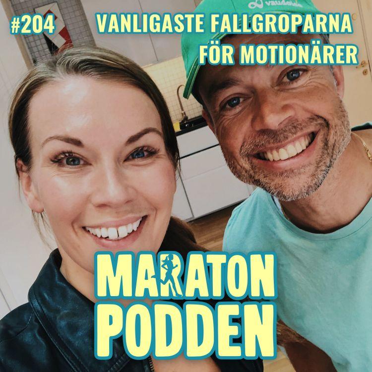 cover art for #204: Träningsspecial med Mattias Reck – del 2!