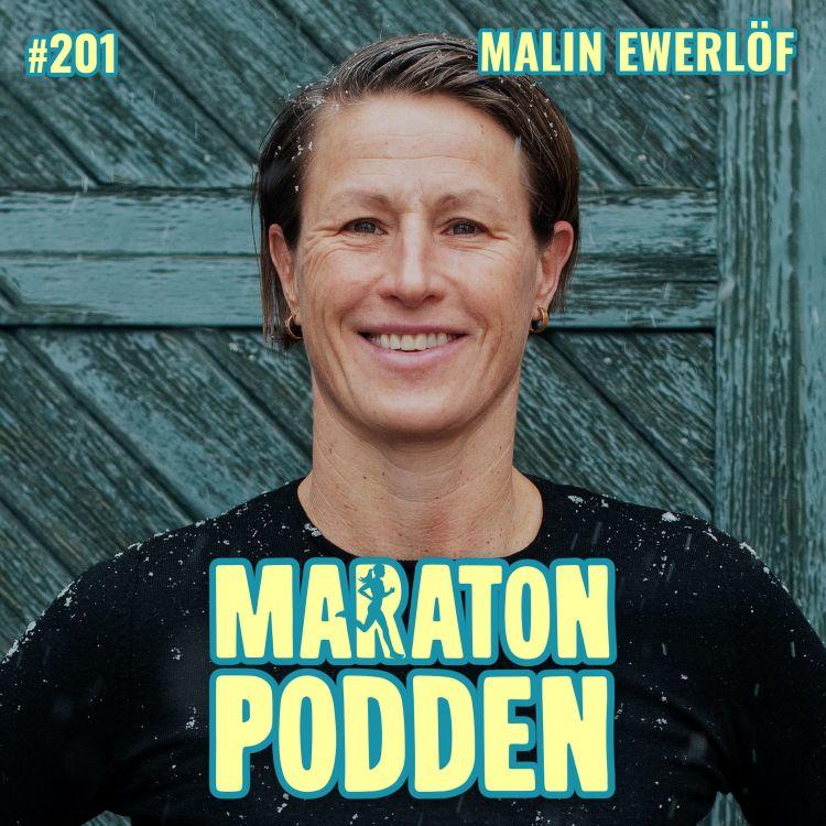 cover art for #201: Malin Ewerlöf, vill byta liv med Usain Bolt!