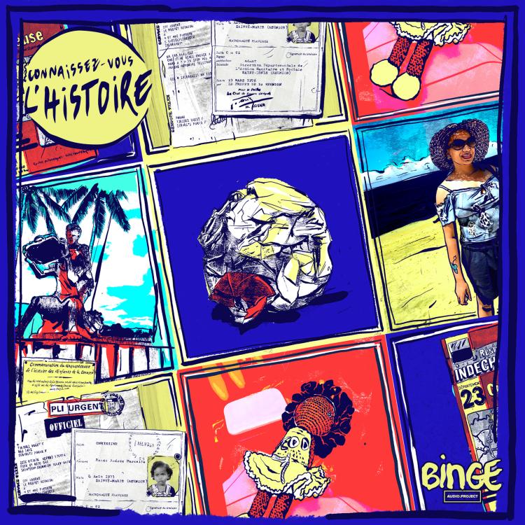 cover art for L'enfant déracinée   Episode 6