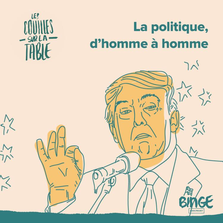 cover art for La politique, d'homme à homme