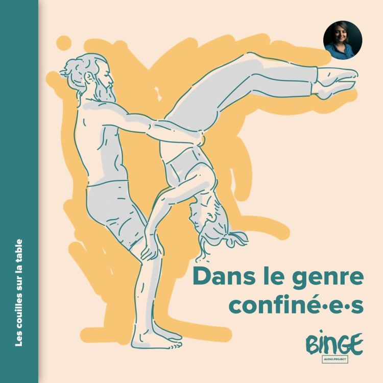 cover art for Dans le genre confiné·e·s