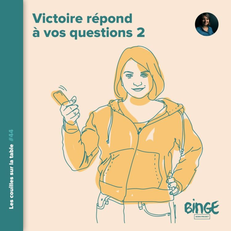 cover art for Victoire répond à vos questions 2