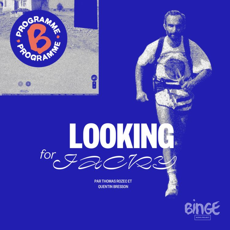 cover art for Looking for Jacky   Première partie