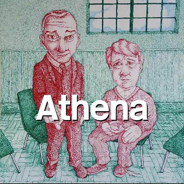 cover art for Summer Special: Athena