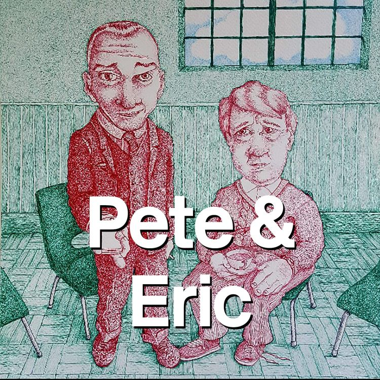 cover art for 2020 XMAS SPECIAL Pete & Eric