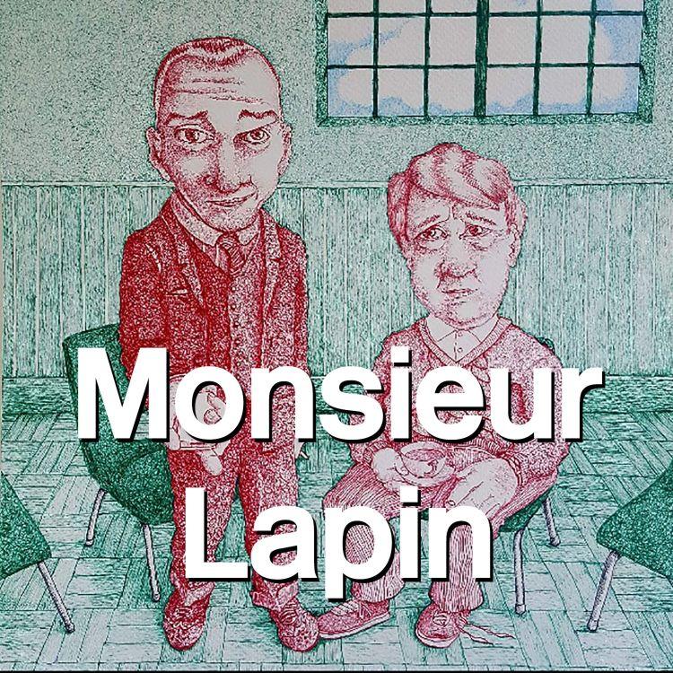 cover art for Monsieur Lapin