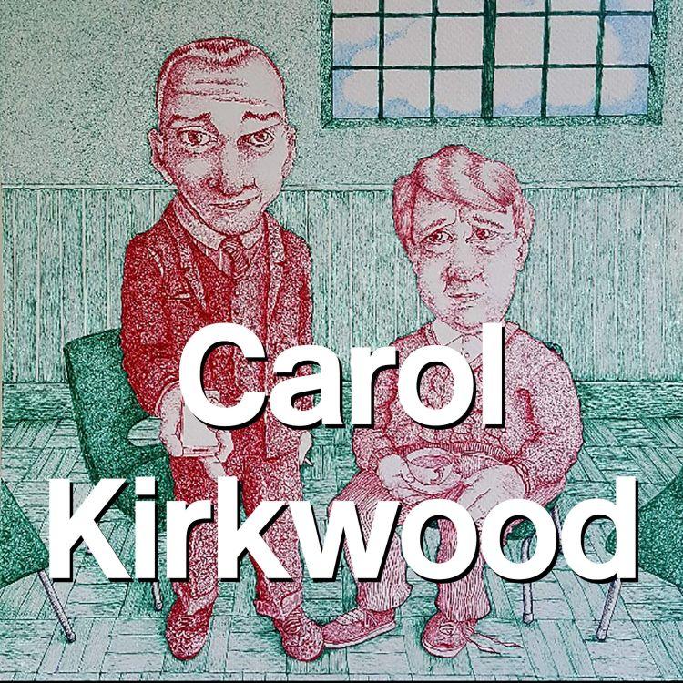 cover art for 08: Carol Kirkwood