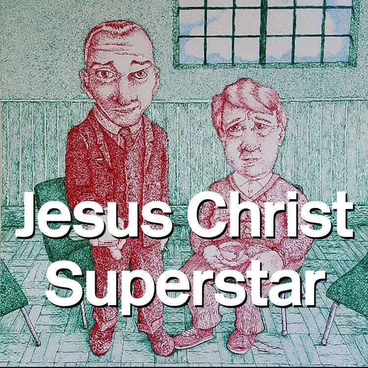 cover art for 07: Jesus Christ Superstar