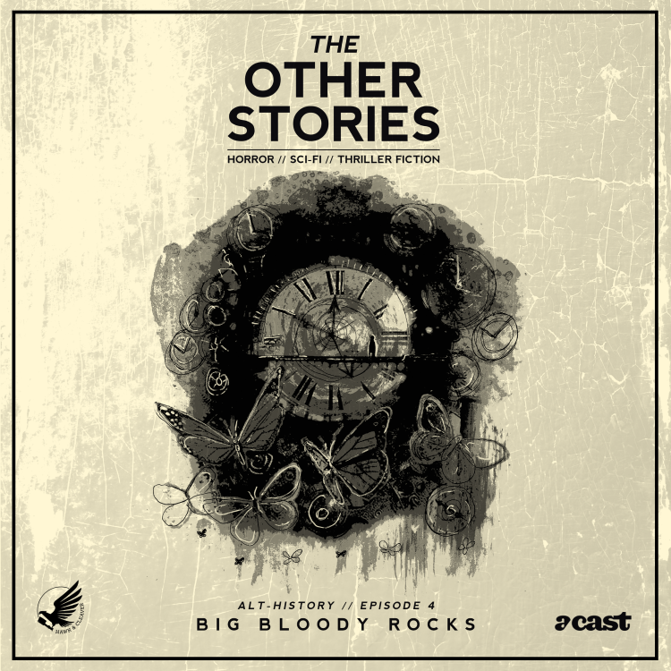 cover art for 39.4 Big Bloody Rocks