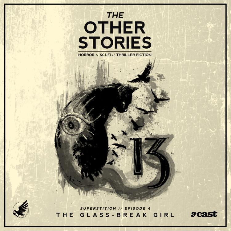 cover art for 36.4 The Glass-Break Girl