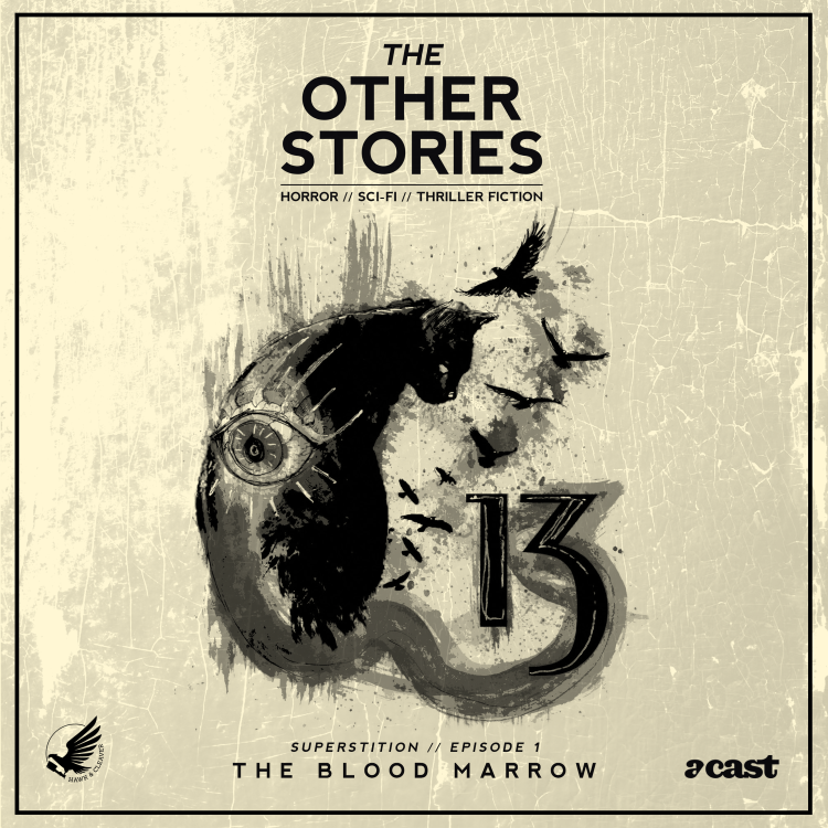 cover art for 36.1 The Blood Marrow