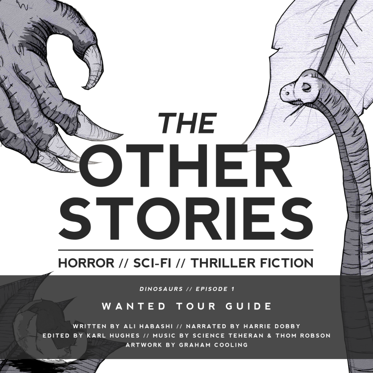 cover art for 28.1 Wanted Tour Guide