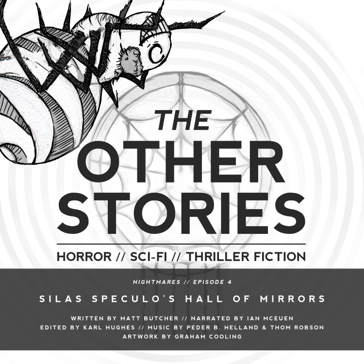 cover art for 24.4 Silas Speculo's Hall of Mirrors