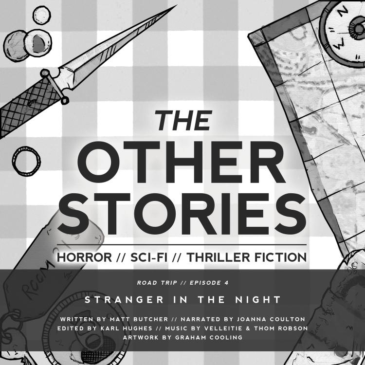 cover art for 23.4 Stranger in the Night