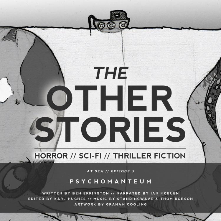 cover art for 21.3 Psychomanteum