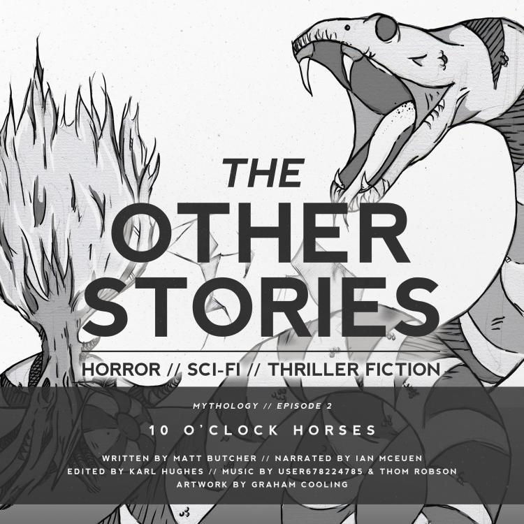 cover art for 20.2 10 O'Clock Horses