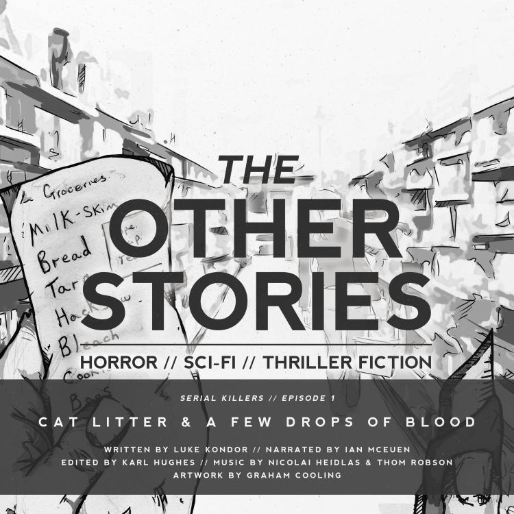 cover art for 19.1 Cat Litter & A Few Drops Of Blood