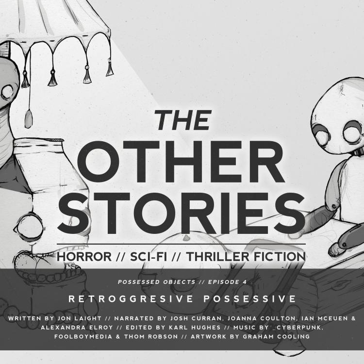 cover art for 18.4 Retroggresive Possessive