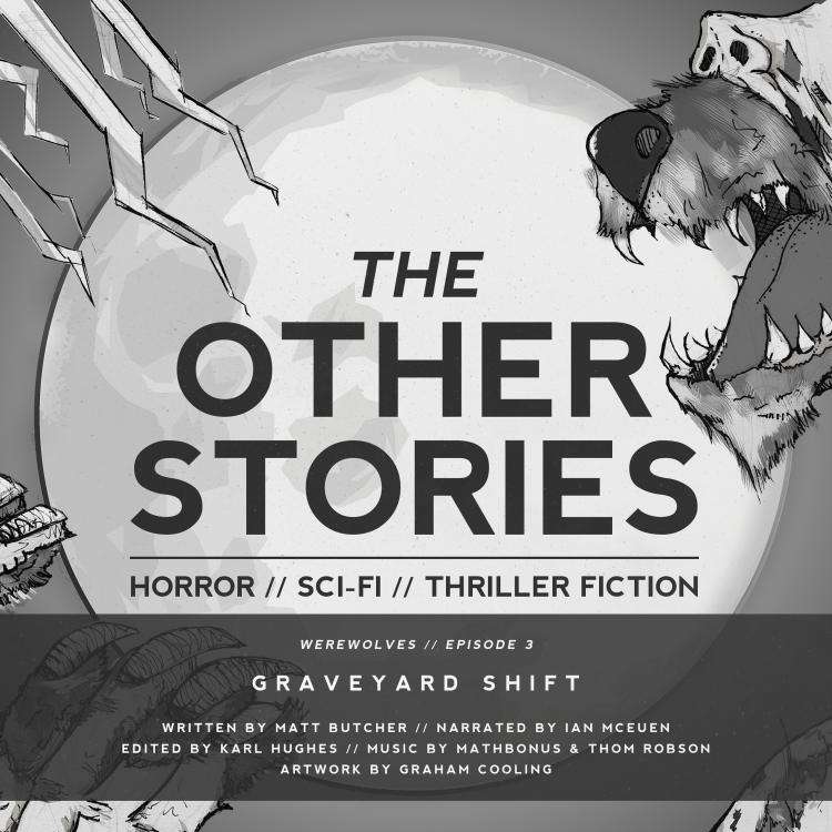 cover art for 15.3 Graveyard Shift