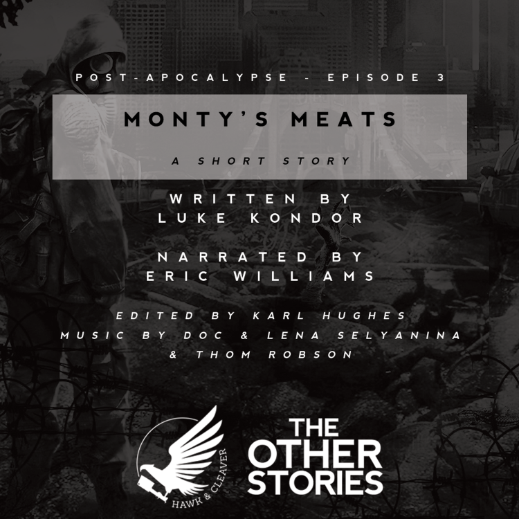 cover art for 13.3 Monty's Meats
