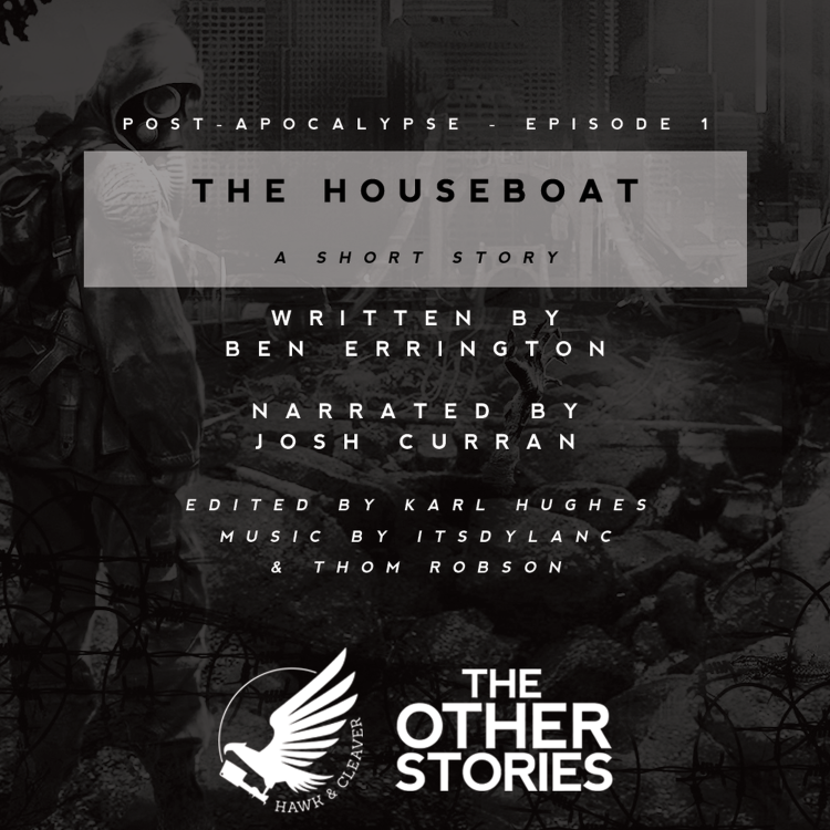 cover art for 13.1 The Houseboat