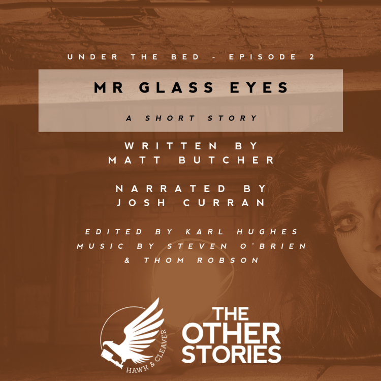cover art for 12.2 Mr Glass Eyes