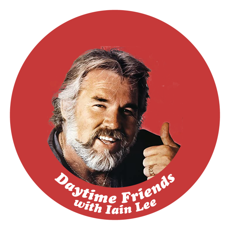 cover art for Daytime Friends with iain Lee #3 - Milky Daniel