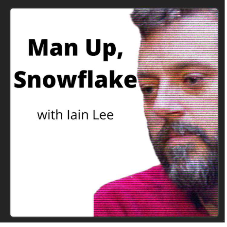 cover art for Man Up, Snowflake 3