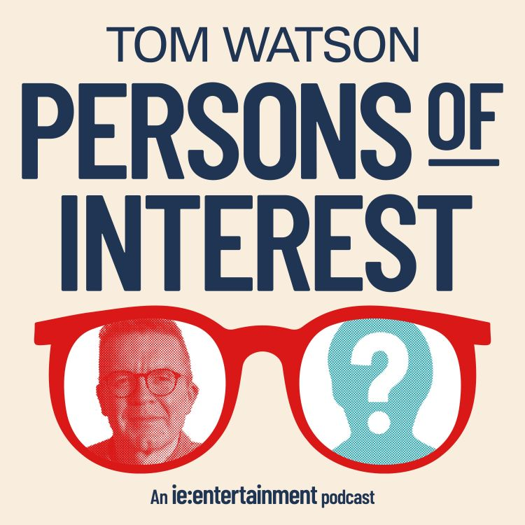 cover art for Persons of Interest: Tim Marshall