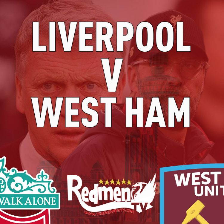 cover art for Liverpool v West Ham | Uncensored Match Build Up