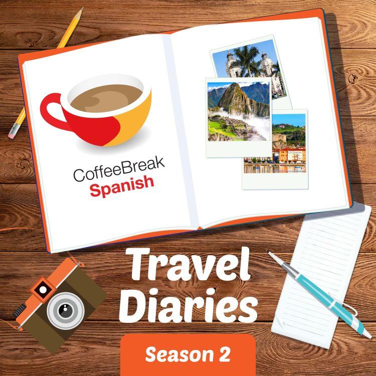 cover art for CBS Travel Diaries 2.10   Santiago de Chile