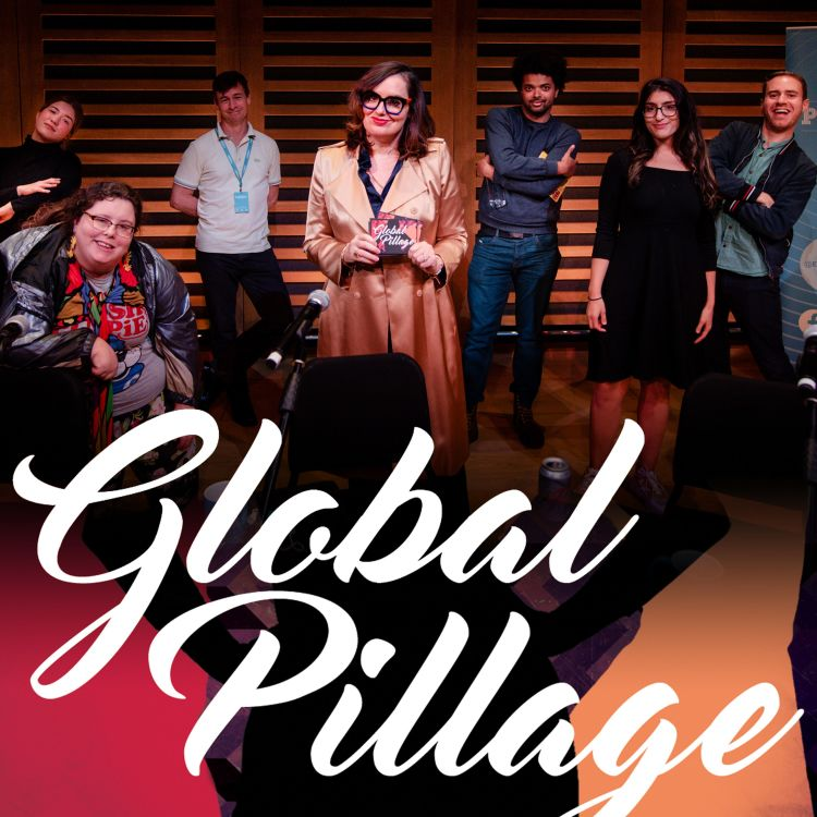 cover art for Global Pillage Lockdown Special