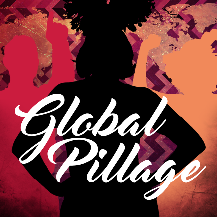 cover art for The origins of Global Pillage