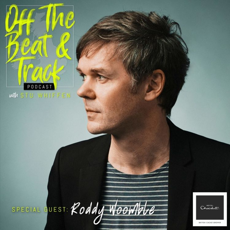 cover art for Special Guest - Roddy Woomble