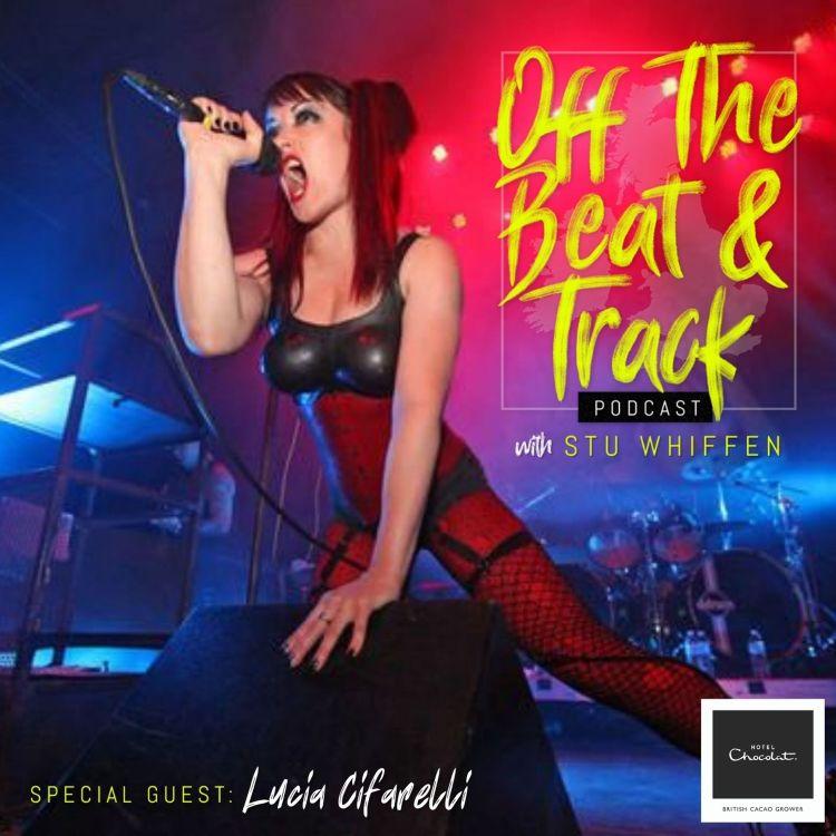 cover art for Special Guest - Lucia Cifarelli