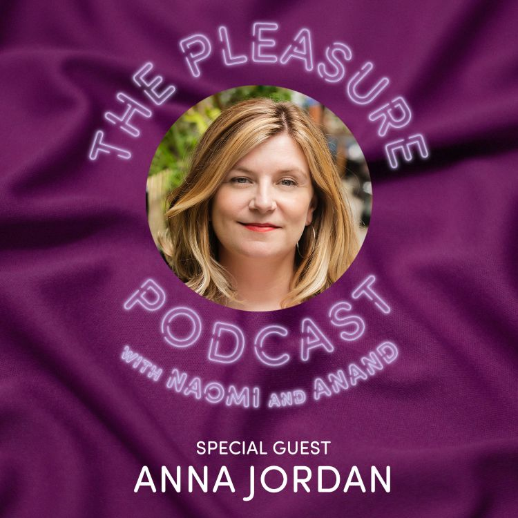 cover art for S4, Ep5 Anna Jordan: Miscarriage and Becoming a Mother