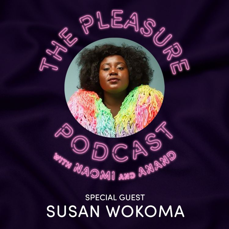 cover art for S3, Ep 6 Susan Wokoma: Narcissistic Relationships
