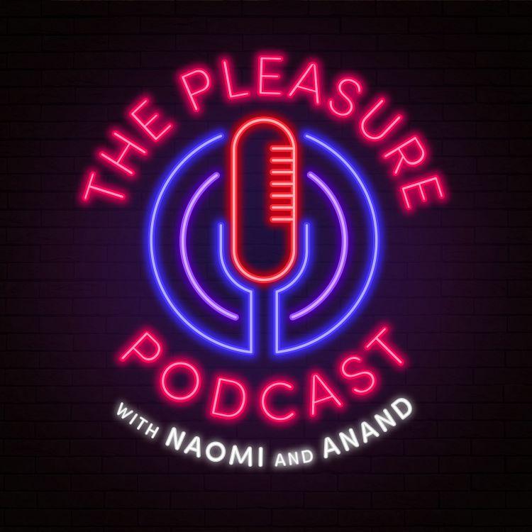 cover art for The Pleasure Podcast Trailer