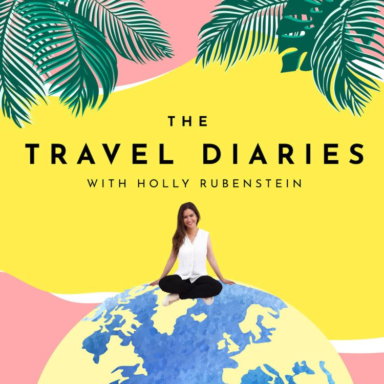 cover art for Travel & Leisure's Jacqui Gifford