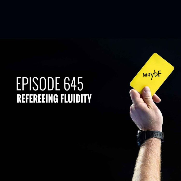 cover art for Episode 645 - Refereeing fluidity