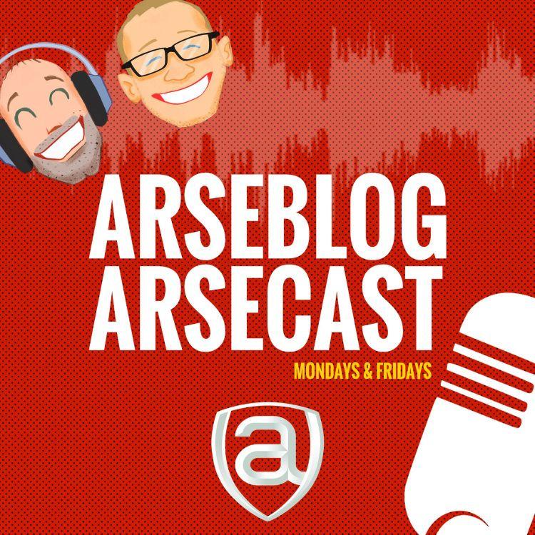 cover art for The Arsenal Women Arsecast Episode 30: September Mailbag