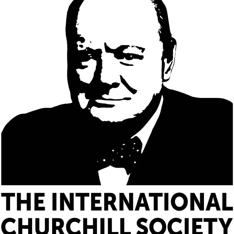 cover art for The Revisionism of Sir Winston Churchill