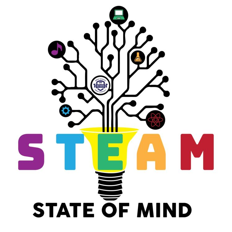 cover art for Intro - STEAM State of Mind